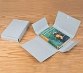 Arhivske fascikl kutije od beskiselinske valovite ljepenke za pojedinačne knjige