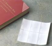 Demco® prozirne trake (uglovi) – za popravke uglova knjiga