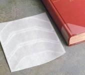 Demco® prozirna krilca – za popravke hrptova knjiga