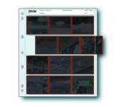 Album stranice polietilen za negative 120 mm