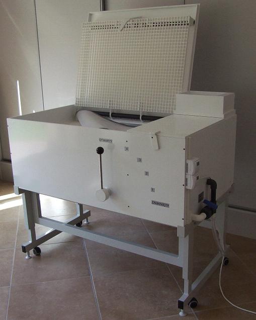 Stroj za lijevanje pulpe 1