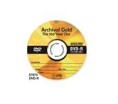 Archival Gold DVD – Arhivski  trajni DVD