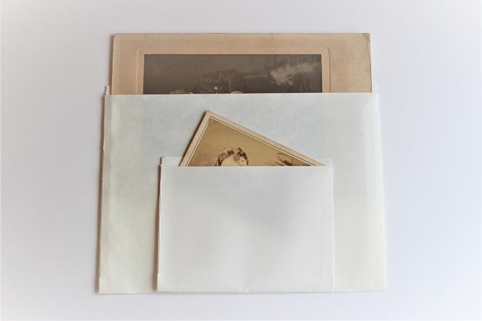 Foto kuverte – arhivske, papirnate, nepuferirane (3)