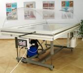Niskotlačni stolovi NSD 1101