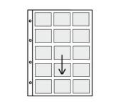 Albumske stranice od polipropilena za dijapozitive