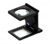 Precizna lupa s LED svjetlima