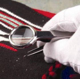 Materijali i pribor za restauriranje i pohranu tekstila