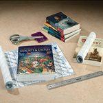 Materijali za zaštitu i obilježavanje knjiga