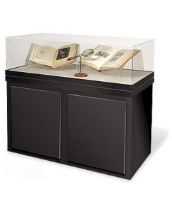Museum Display Cases, Stands and Exhibition Equipment